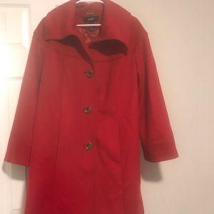AlFani Red Coat